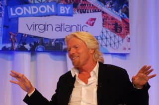 Sir Richard Branson - Inoxo